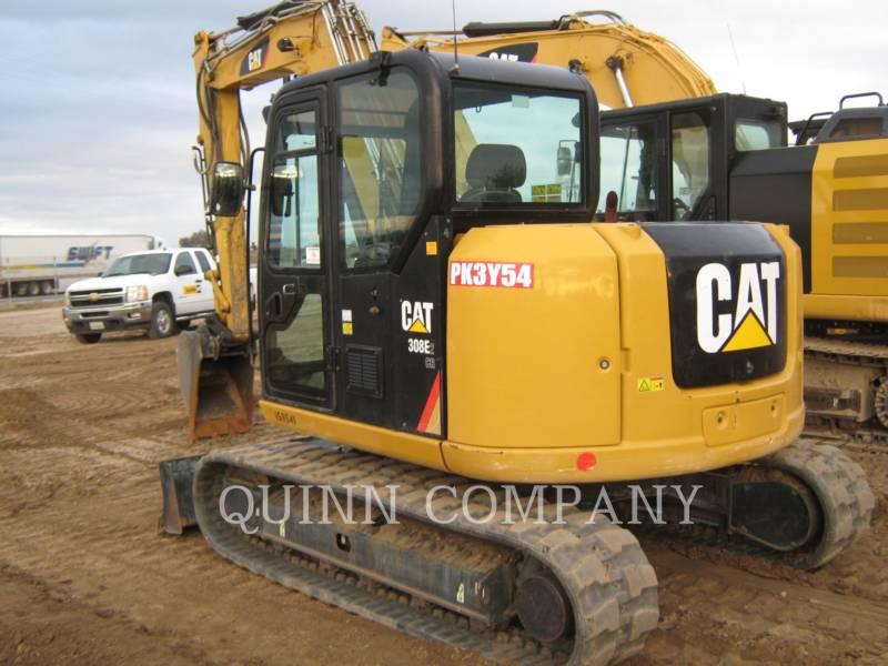 CATERPILLAR EXCAVADORAS DE CADENAS 308E2 equipment  photo 3
