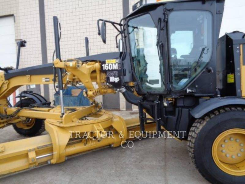 CATERPILLAR MOTOR GRADERS 160M2 AWD equipment  photo 12
