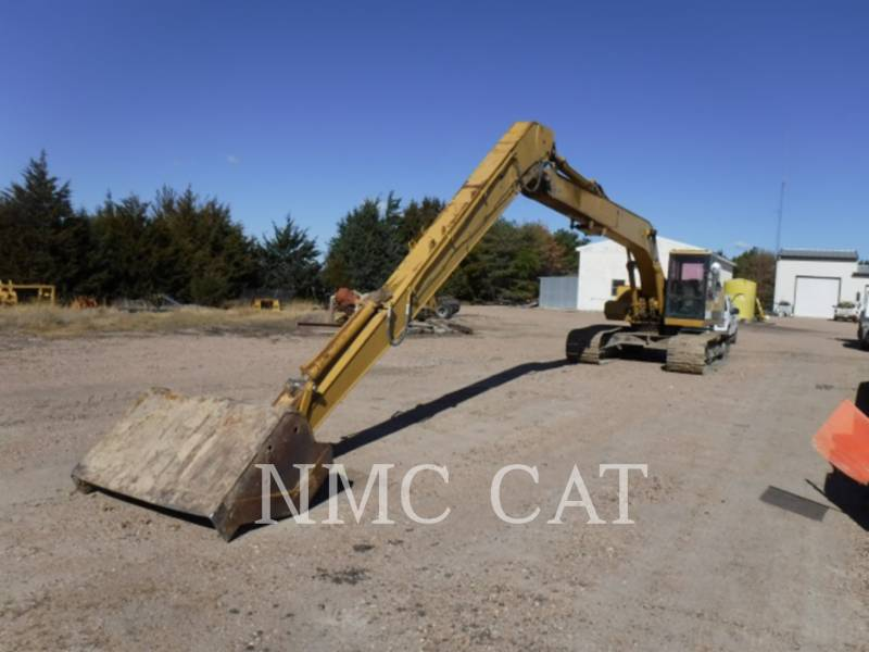 CATERPILLAR TRACK EXCAVATORS EL200B equipment  photo 1
