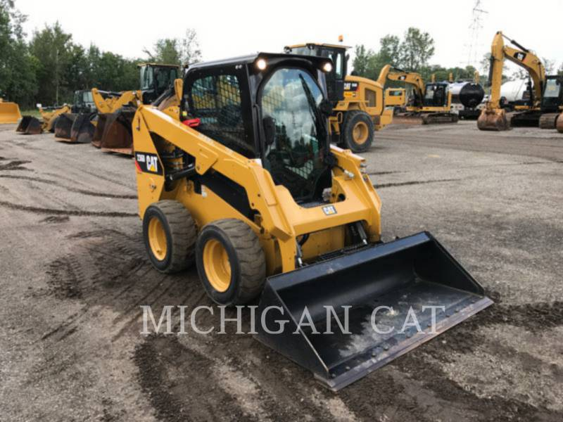 CATERPILLAR SKID STEER LOADERS 236D A2Q equipment  photo 1