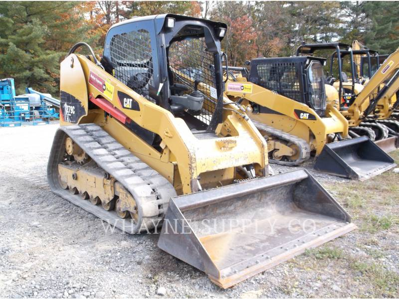 CATERPILLAR DELTALADER 279C equipment  photo 1