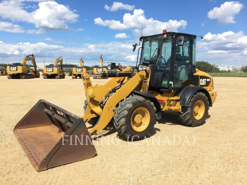 CATERPILLAR PALE GOMMATE/PALE GOMMATE MULTIUSO 908H2 equipment  photo 1
