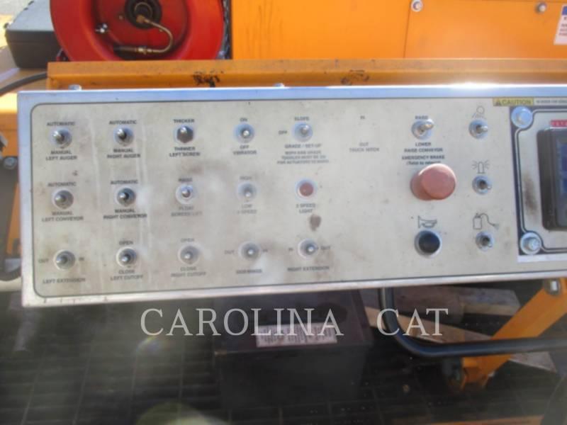 LEE-BOY ASPHALT PAVERS 8515C equipment  photo 13