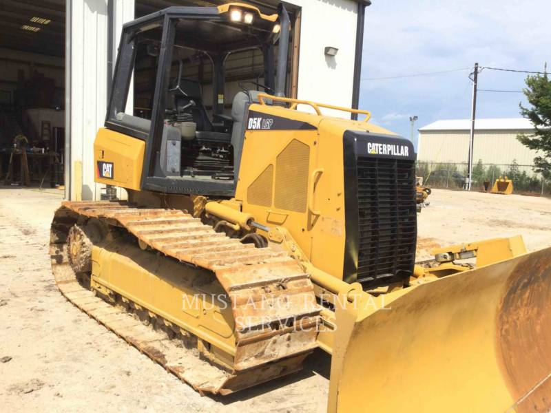 CATERPILLAR KETTENDOZER D5KLGP equipment  photo 11