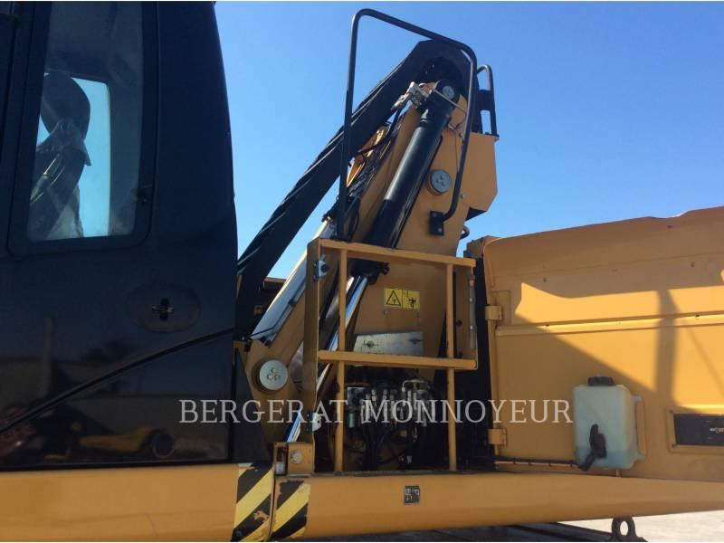 CATERPILLAR PELLES SUR PNEUS M322D MH equipment  photo 7