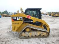 Equipment photo CATERPILLAR 279D CB TRACK LOADERS 1