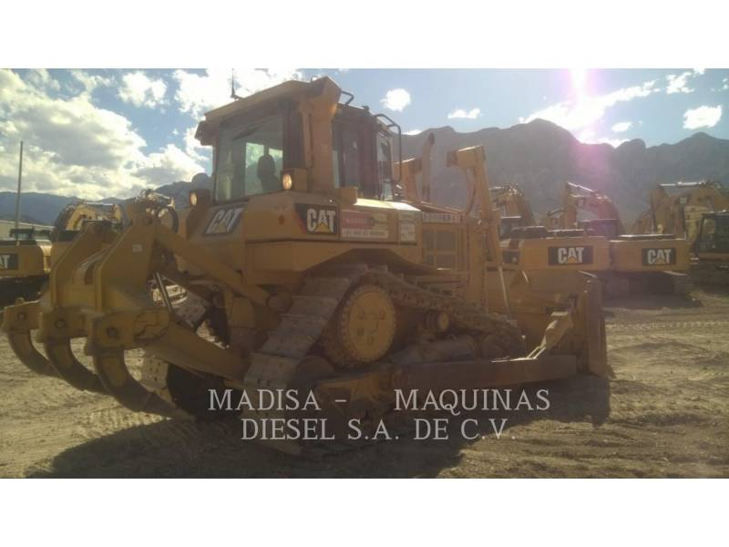 CATERPILLAR TRACTEURS SUR CHAINES D6T equipment  photo 16
