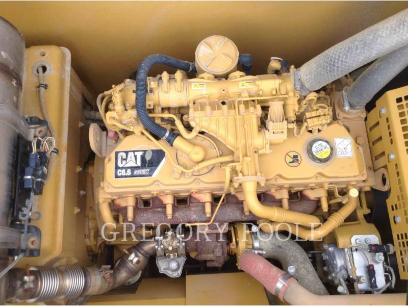 CATERPILLAR KETTEN-HYDRAULIKBAGGER 320E/HYD equipment  photo 15