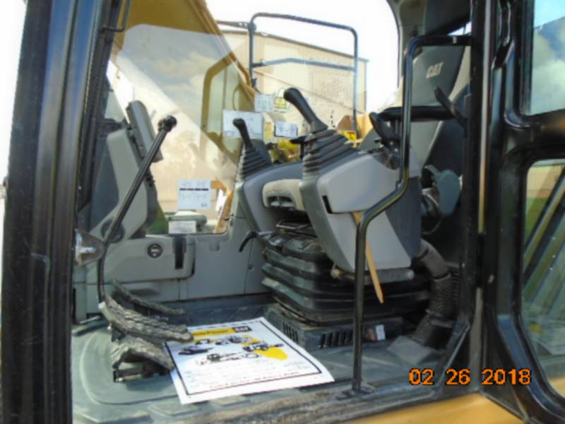 CATERPILLAR TRACK EXCAVATORS 316EL equipment  photo 6