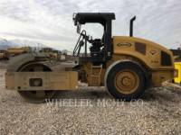 CATERPILLAR COMPATTATORE PER ASFALTO A SINGOLO TAMBURO VIBRANTE CS54B C110 equipment  photo 5