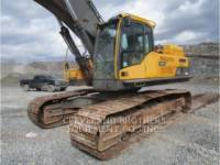 VOLVO CONSTRUCTION EQUIPMENT TRACK EXCAVATORS EC480DL equipment  photo 3