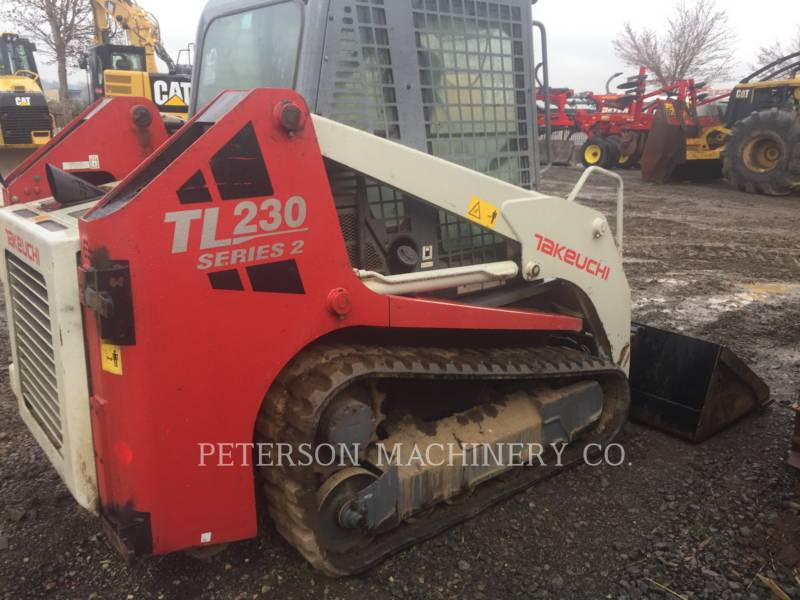 TAKEUCHI MFG. CO. LTD. CHARGEURS COMPACTS RIGIDES TL230 equipment  photo 3