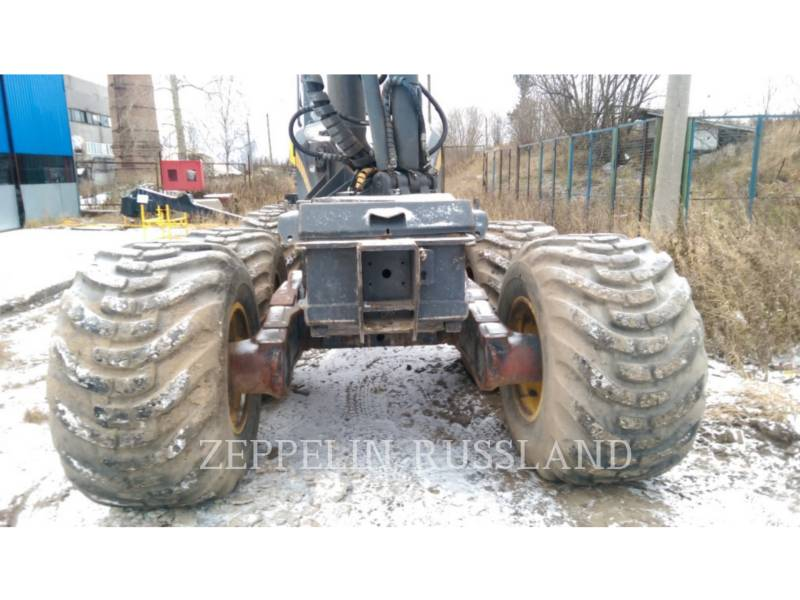 PONSSE BOSBOUW - OOGSTER ERGO 8W equipment  photo 3