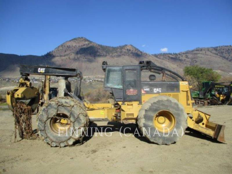 CATERPILLAR 林业 - 集材机 545C equipment  photo 5