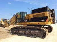 Equipment photo CATERPILLAR 374DL TRACK EXCAVATORS 1