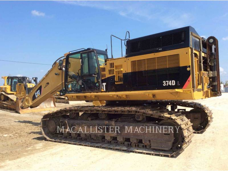 CATERPILLAR ESCAVADEIRAS 374DL equipment  photo 1