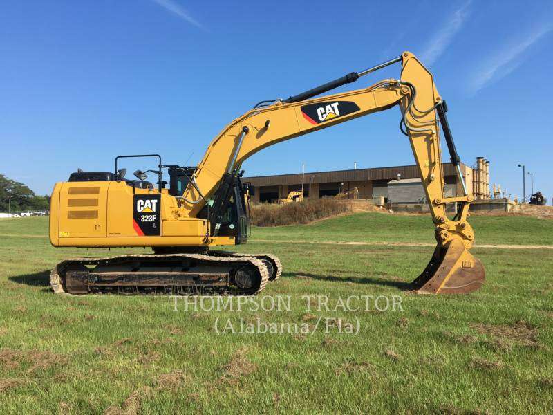 CATERPILLAR EXCAVADORAS DE CADENAS 323F equipment  photo 5