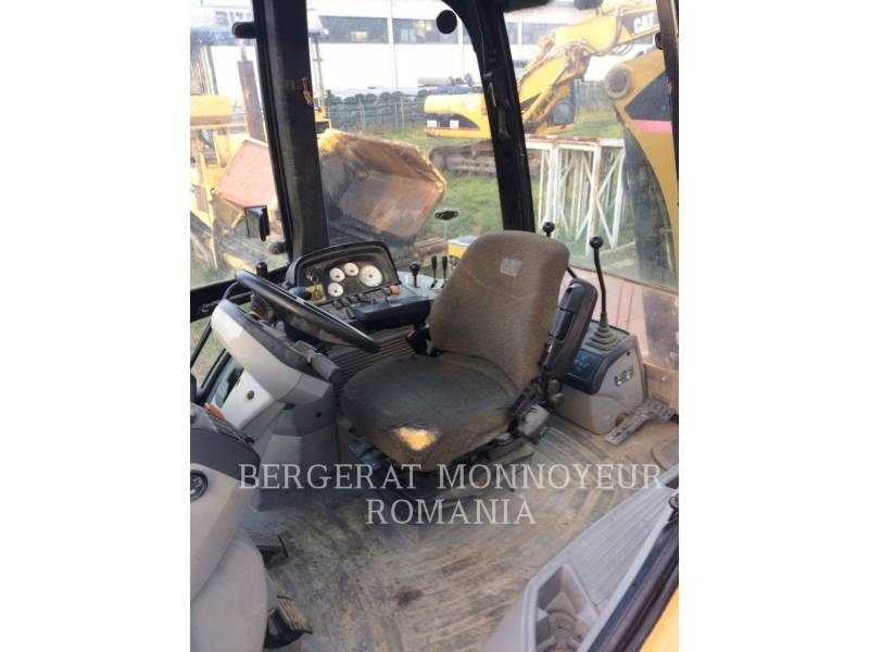 CATERPILLAR BAGGERLADER 428 E equipment  photo 7
