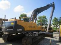 Equipment photo VOLVO CONSTRUCTION EQUIPMENT EC240CLR TRACK EXCAVATORS 1