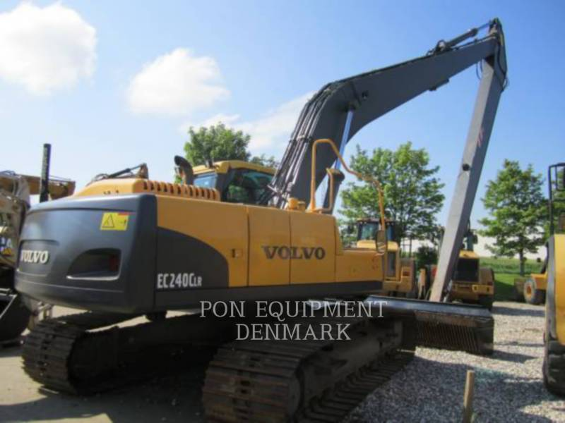 VOLVO CONSTRUCTION EQUIPMENT EXCAVADORAS DE CADENAS EC240CLR equipment  photo 8