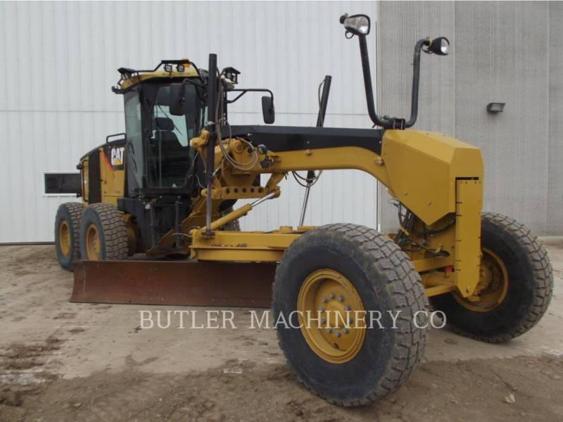CATERPILLAR MOTOR GRADERS 140 M VHP equipment  photo 2