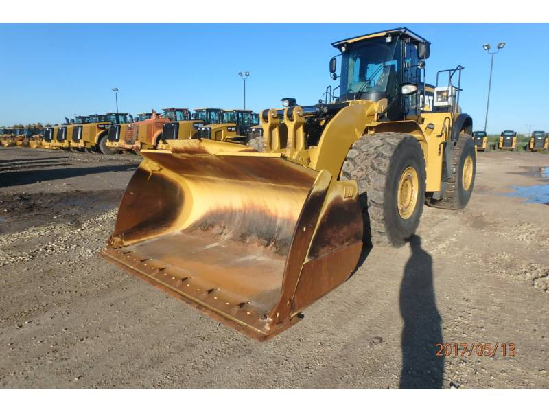 Caterpillar ÎNCĂRCĂTOARE PE ROŢI/PORTSCULE INTEGRATE 980K equipment  photo 1