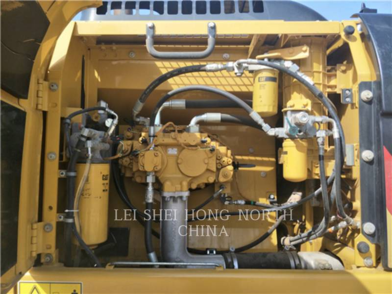 CATERPILLAR PELLES SUR CHAINES 326 D2 equipment  photo 14