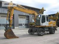 LIEBHERR WHEEL EXCAVATORS A904CLIT equipment  photo 1