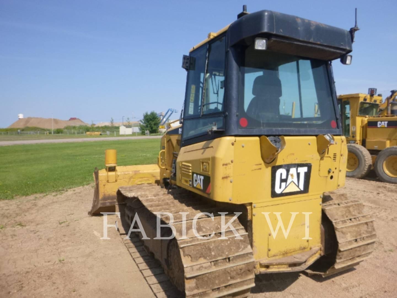 Detail photo of 2007 Caterpillar D5K LGP from Construction Equipment Guide