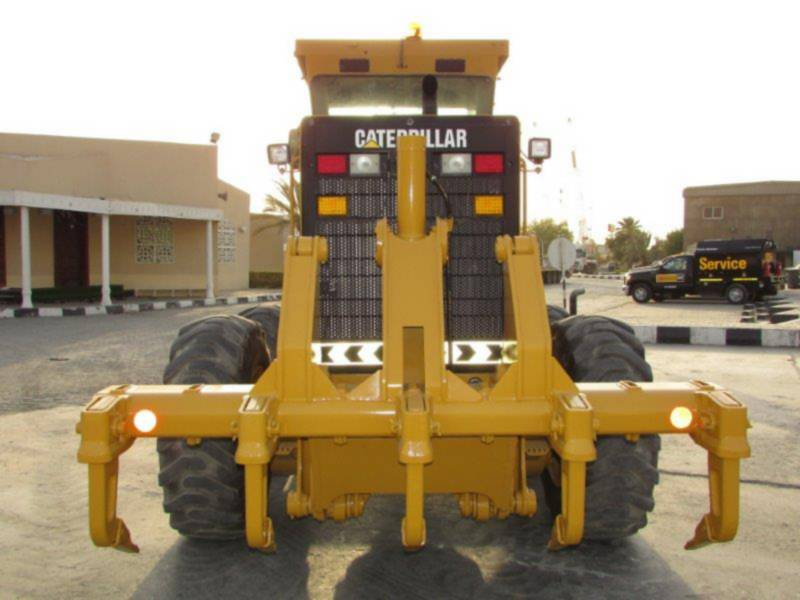 Caterpillar AUTOGREDERE 160K equipment  photo 4