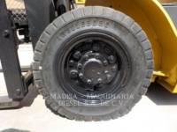 CATERPILLAR LIFT TRUCKS EMPILHADEIRAS 2P5000 equipment  photo 7