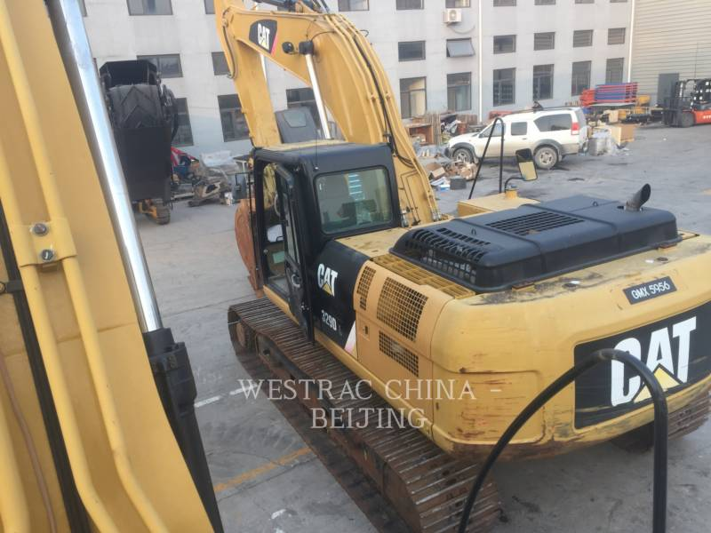 CATERPILLAR PELLES SUR CHAINES 329DL equipment  photo 14