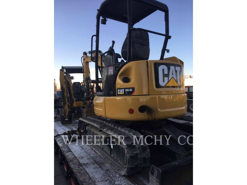 CATERPILLAR TRACK EXCAVATORS 303.5E2C1T equipment  photo 3