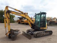 Equipment photo YANMAR VIO57U TRACK EXCAVATORS 1