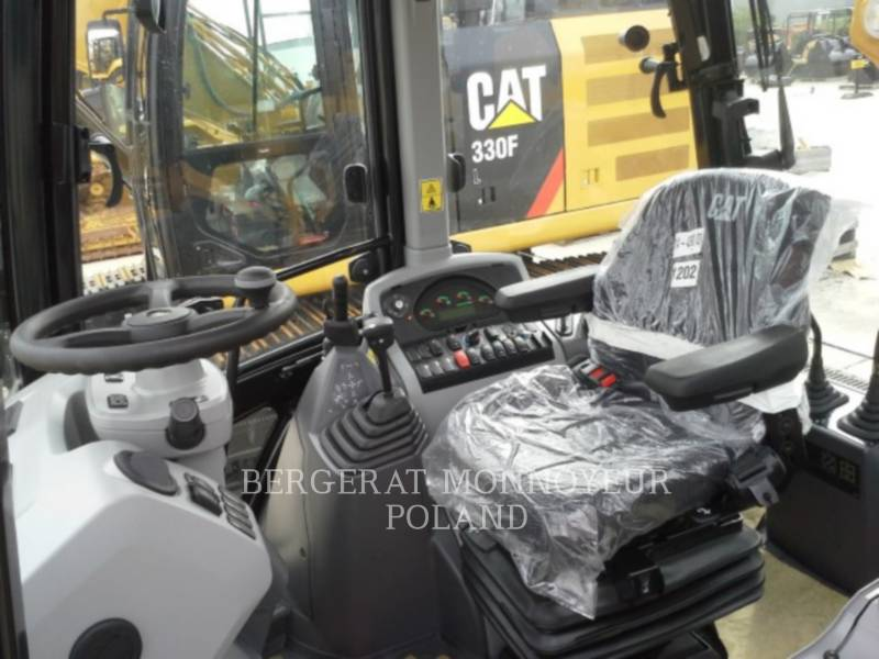 CATERPILLAR BACKHOE LOADERS 428 F 2 equipment  photo 11