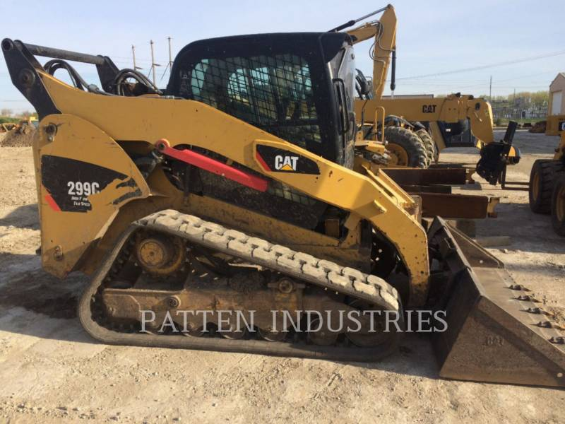 CATERPILLAR AUTRES 299C 2AIHX equipment  photo 1