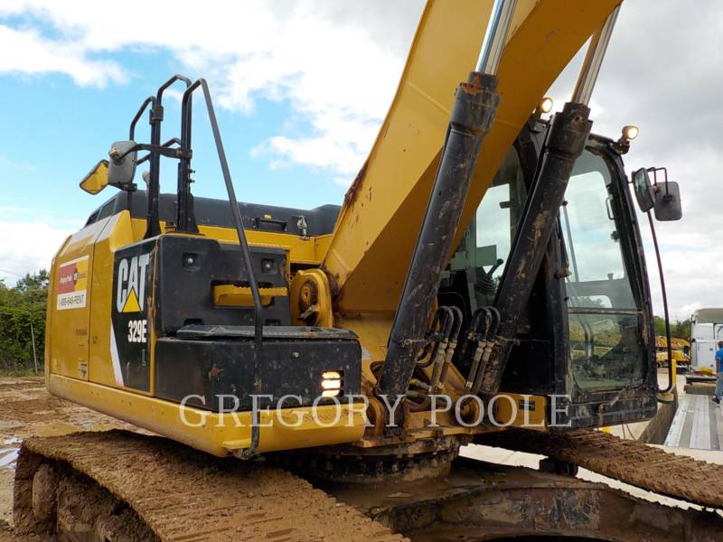 CATERPILLAR トラック油圧ショベル 329E L equipment  photo 5