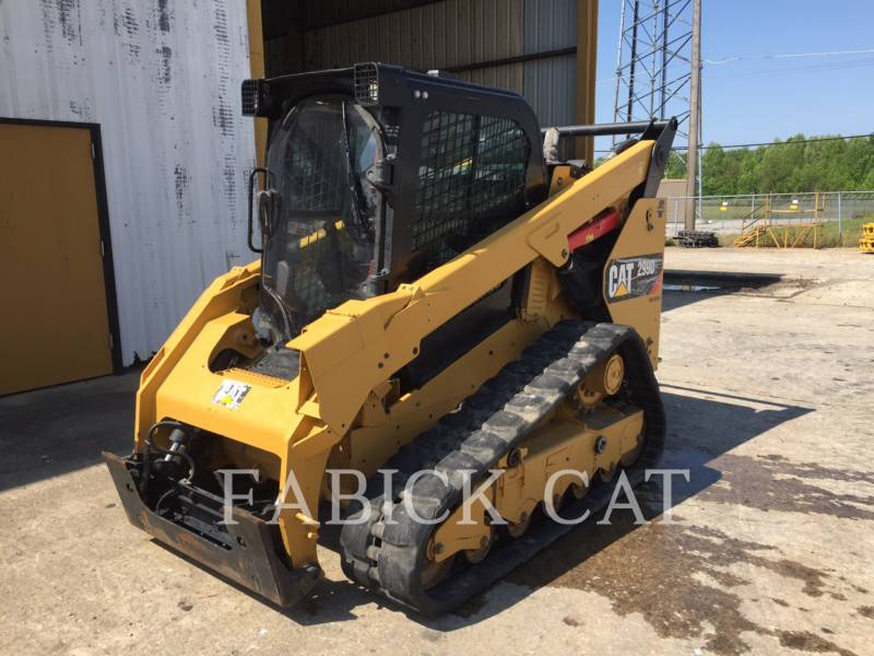 CATERPILLAR CHARGEURS TOUT TERRAIN 299D2 XHP equipment  photo 2