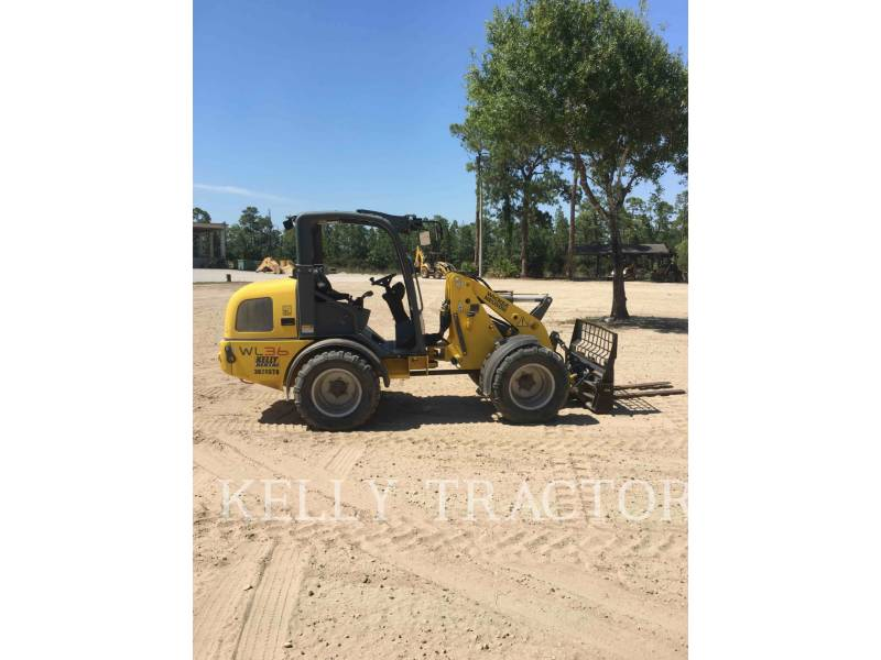 WACKER CORPORATION WHEEL LOADERS/INTEGRATED TOOLCARRIERS WL36 equipment  photo 6