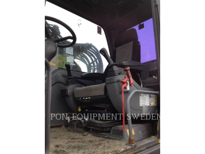 VOLVO CONSTRUCTION EQUIPMENT EXCAVADORAS DE RUEDAS EW160B equipment  photo 5