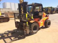 Equipment photo MASTER H30D FORKLIFTS 1
