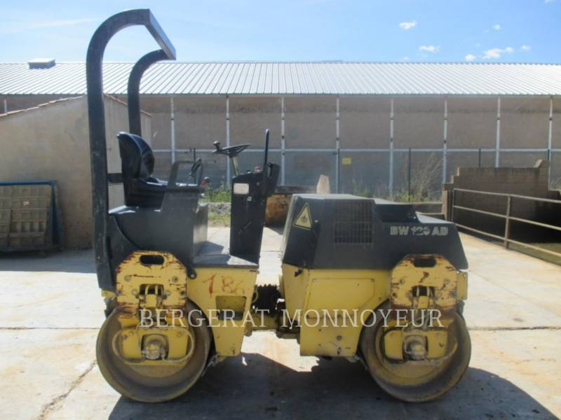 BOMAG COMPACTORS BW120AD equipment  photo 1