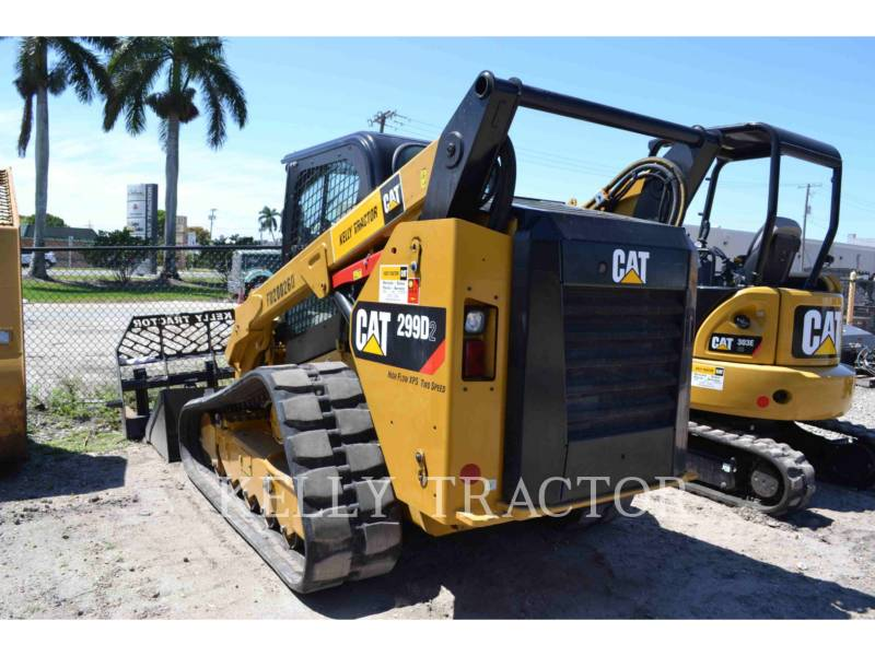 CATERPILLAR DELTALADER 299D2 equipment  photo 3