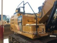 CATERPILLAR KETTEN-HYDRAULIKBAGGER 323FL equipment  photo 8