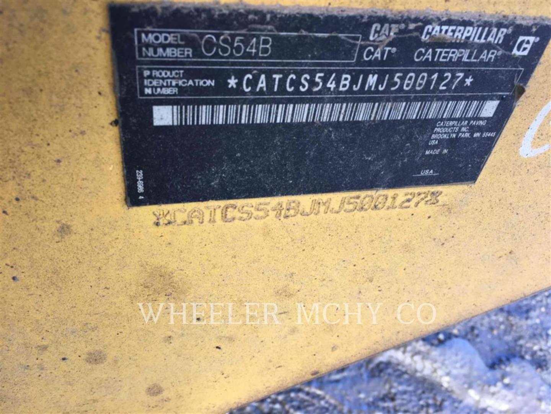 Detail photo of 2014 Caterpillar CS54BOEM from Construction Equipment Guide