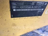 CATERPILLAR COMBINATION ROLLERS CS54B C110 equipment  photo 6
