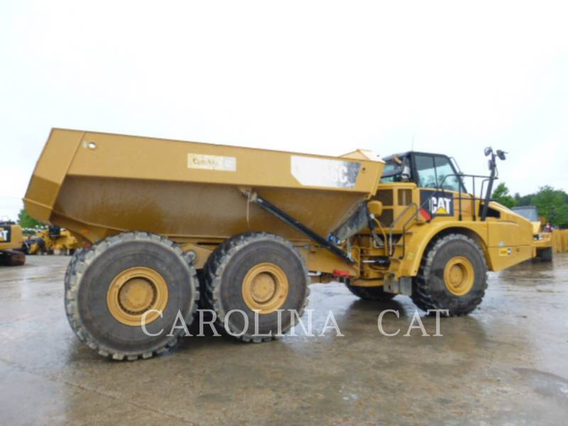 CATERPILLAR WOZIDŁA PRZEGUBOWE 745C equipment  photo 4