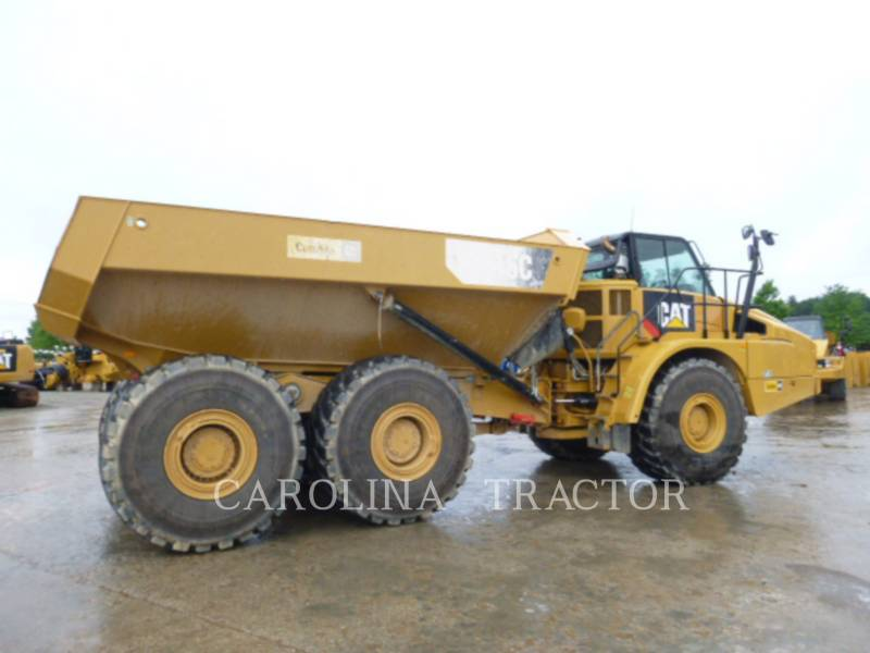 CATERPILLAR CAMINHÕES ARTICULADOS 745C equipment  photo 4