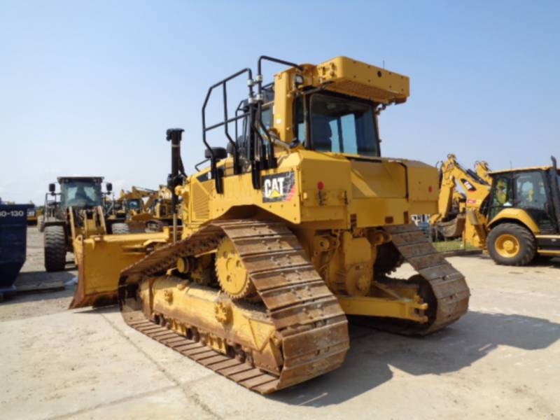 CATERPILLAR TRACK TYPE TRACTORS D6TLGPVP equipment  photo 5
