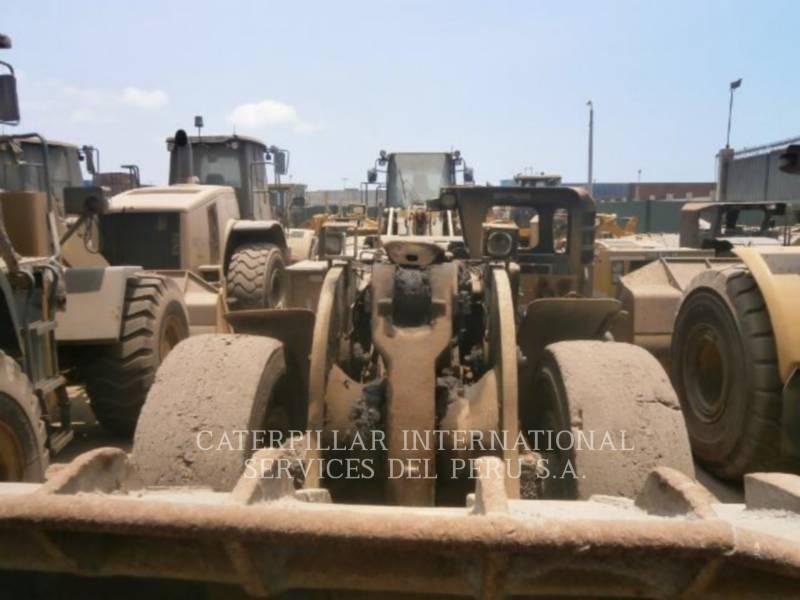 CATERPILLAR CARGADOR PARA MINERÍA SUBTERRÁNEA R1600G equipment  photo 2